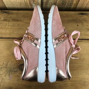 Cole Haan Shoes - COLE HAAN | Bria Grand Sport Oxford Sneaker | Rose
